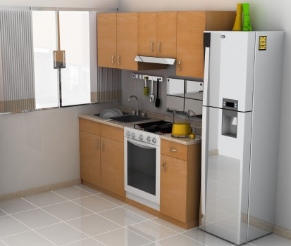 Mmnm technology muebles modulares en m xico - Cocinas modulares ...